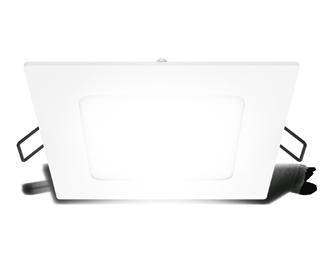 چراغ پنل مربع کملیون - روشن