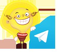 عضو کانال کملیون در تلگرام شوید