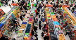 عرضه محصولات کملیون در فروشگاه های زنجیره ای