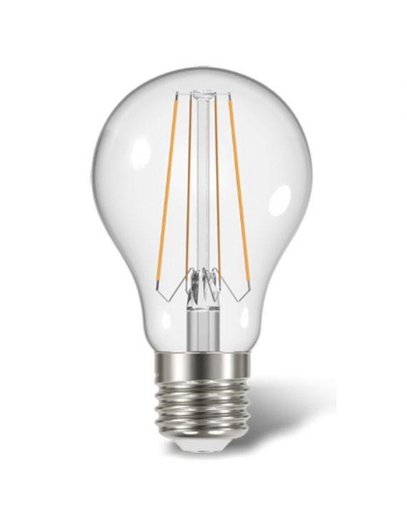 لامپ حبابی ال ای دی فیلامنت سایز متوسط