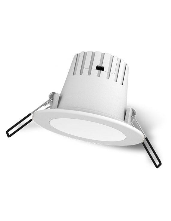 چراغ خانگی ال ای دی LED هالوژنی تو کار