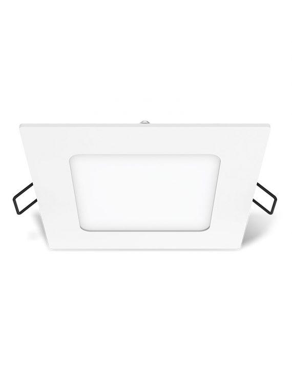 چراغ خانگی ال ای دی LED پنل تو کار مربع