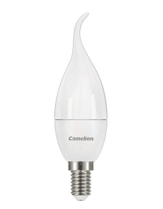 لامپ شمعی ال ای دی مدل اشکی ساده